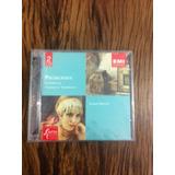 Prokofiev Cinderella  Previn [cd Duplo Importado Lacrado]
